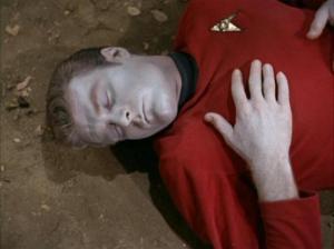 Poor, poor Red Shirt.