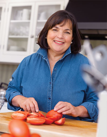 Protip: You can  cut the amount of butter in Barefoot Contessa's recipes in half and they are still delicious.