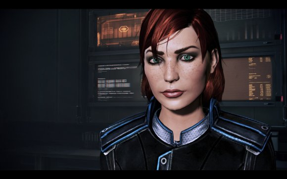 Not *my* Shepard, so I don't care.