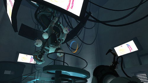 That's right, GLaDOS. Keep coddling me.